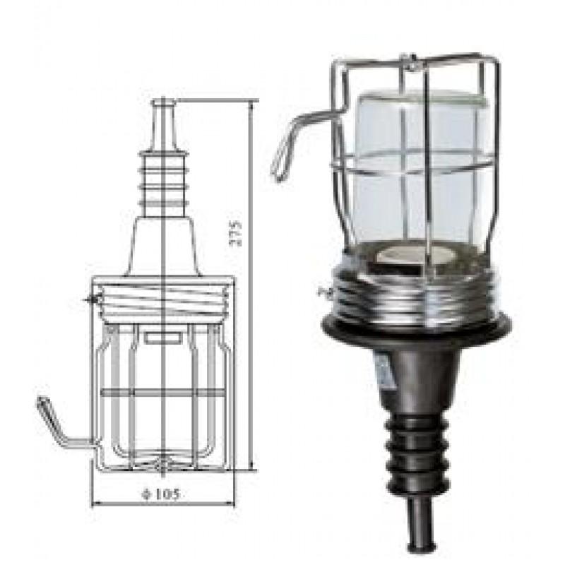 Переносной светильник PIM2-R