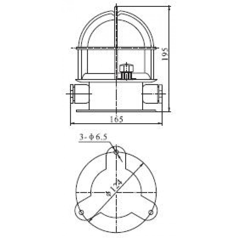 светильник RIP1-2