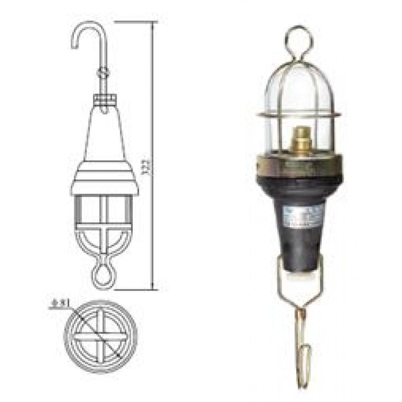 Переносной светильник PIM1-P