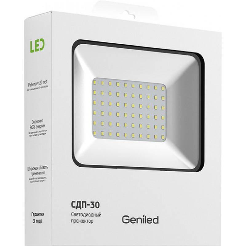 Прожектор Geniled СДП-30W IP65 4700K