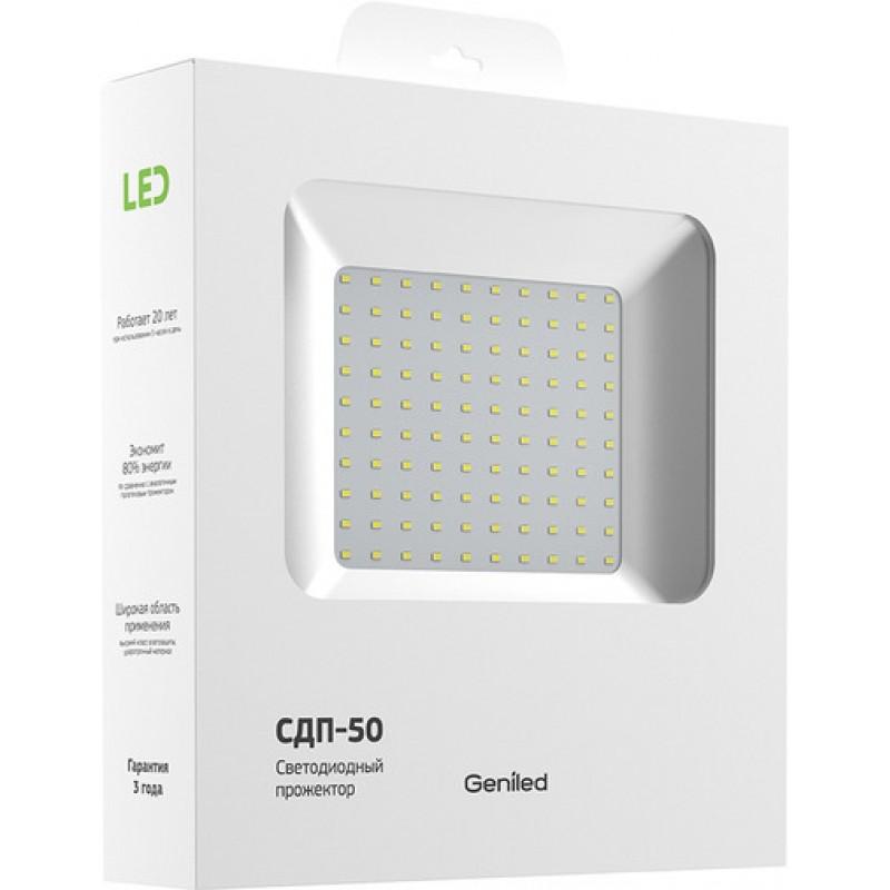 Прожектор Geniled СДП-50W IP65 4700K