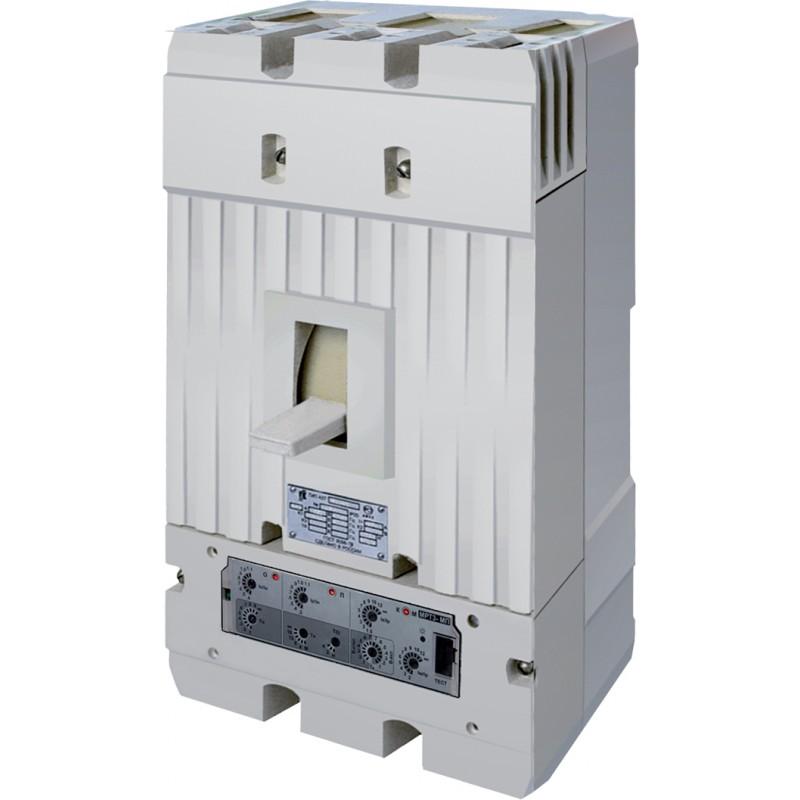 Автоматические выключатели А3790 до 630А
