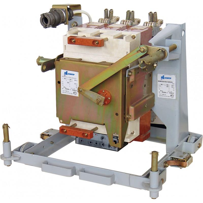 Автоматические выключатели АВ2М до 2000А