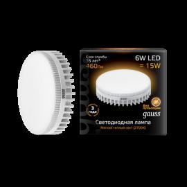 Gauss GX53 6Вт 2700K