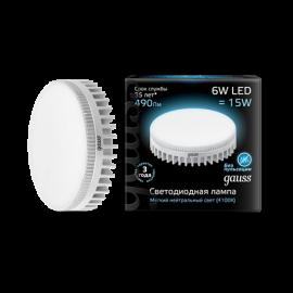 Gauss GX53 6Вт 4100K